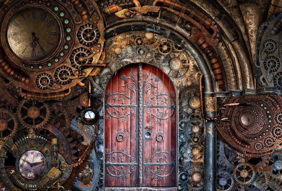 wonder world's door