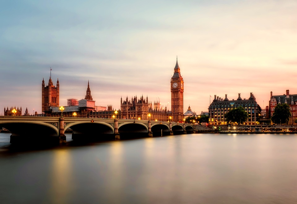 London bridge river